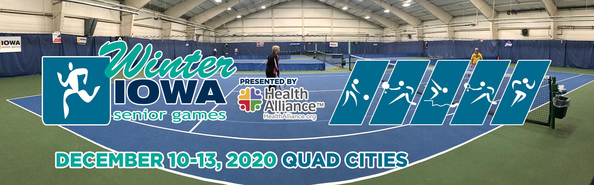 2020 Winter Iowa Senior Games